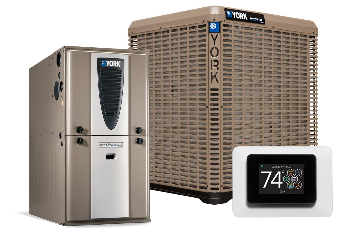 Our York HVAC Products